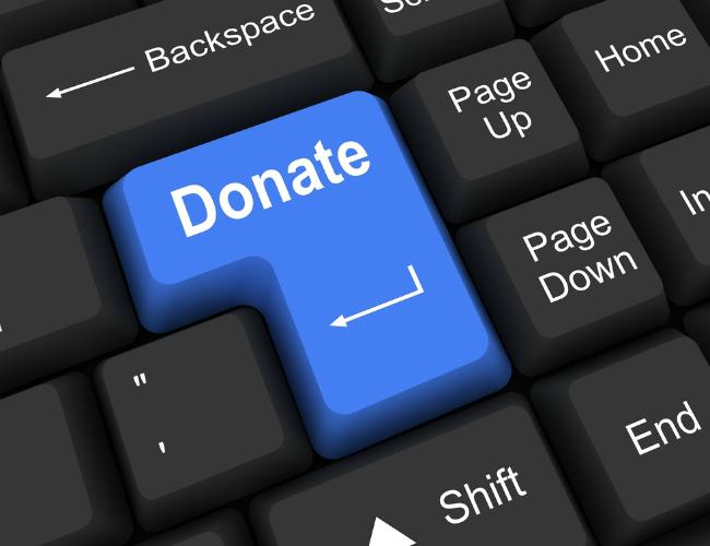 Donation Online