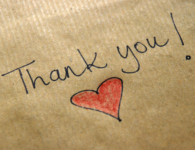 How to Write a Thank You Letter for Appreciation