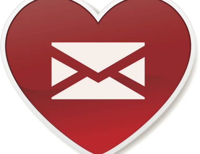 Sample of Funny Love Email