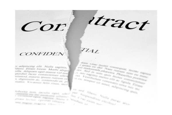 Sample Of Employment Contract Termination Letter