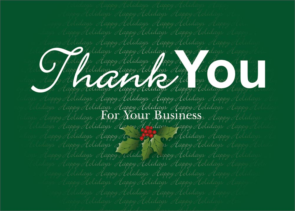 Sample of christmas letter of thanks to business clients spiritdancerdesigns Gallery